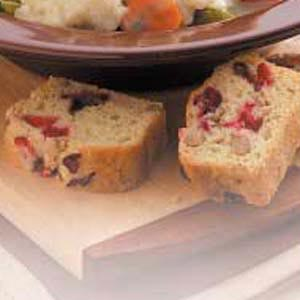 Tart Cranberry Orange Bread Recipe