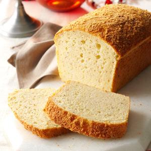 Herbed Parmesan Bread Recipe