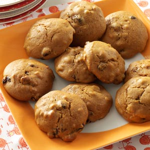 Soft Ginger Puffs Recipe