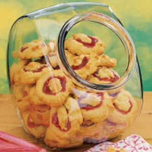 Rhubarb-Filled Cookies Recipe