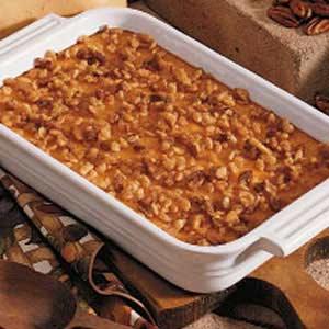 Butternut Squash Bake Recipe