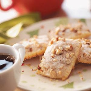 Cinnamon Almond Strips Recipe
