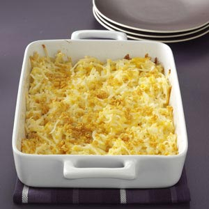 Makeover Hash Brown Casserole Recipe