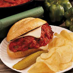 Favorite Meatball Sandwiches Recipe