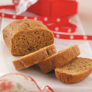 Sweet Potato Spice Bread Recipe