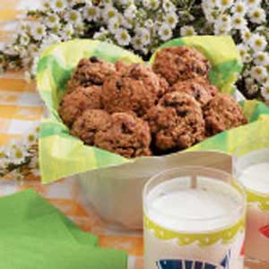 Oatmeal Jumble Cookies Recipe