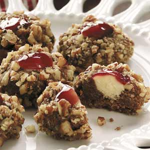 White Chocolate Raspberry Thumbprints Recipe