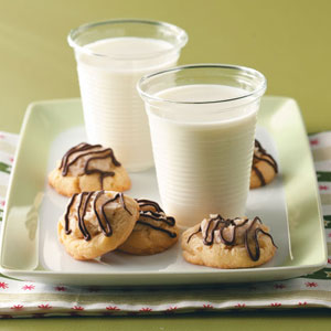 Coconut Cream Rounds Recipe