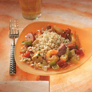 Favorite Jambalaya Recipe