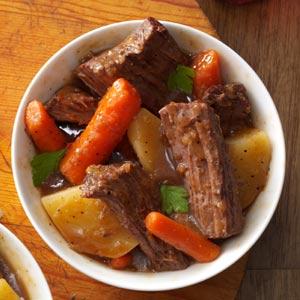Tina's Pot Roast Recipe