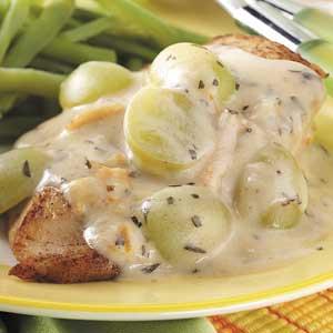Chicken Veronique Recipe