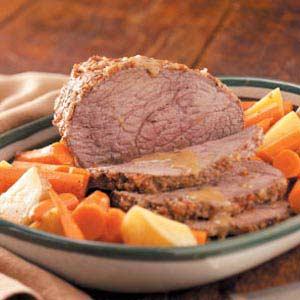 Caraway Beef Roast Recipe