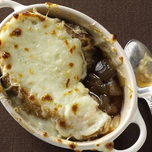Rich French Onion Soup Recipe