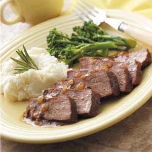 Rosemary Pot Roast Recipe