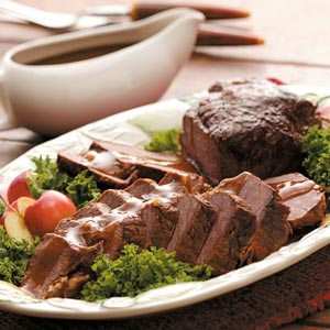 Bavarian Pot Roast for 6 Recipe