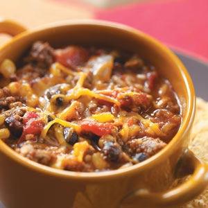 Southwest Beef Stew Recipe