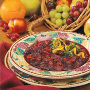 Citrus Cranberry Relish Recipe