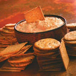 Roasted Vegetable Dip Recipe
