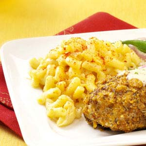 Low-Fat Macaroni and Cheese Recipe