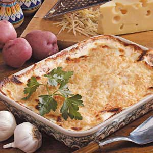 Ultimate Scalloped Potatoes Recipe