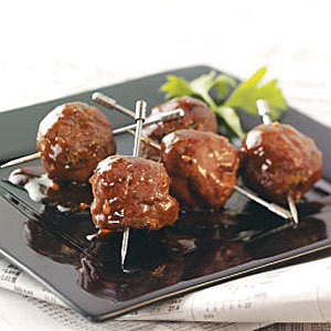 Hoisin Cocktail Meatballs Recipe