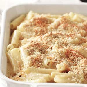 Two-Cheese Ziti Recipe
