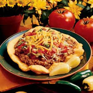 Crispy Beef Tostadas Recipe