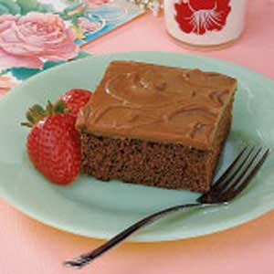 Favorite Chocolate Sheet Cake Recipe