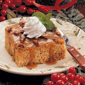 Praline Ice Cream Cake Recipe
