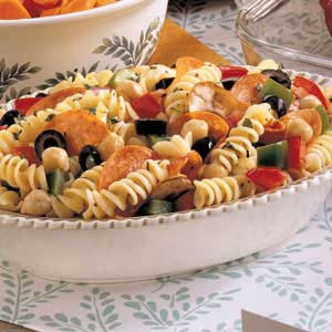 Quick Antipasto Salad Recipe