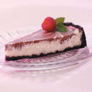Chocolate Swirl Cheesecake Recipe