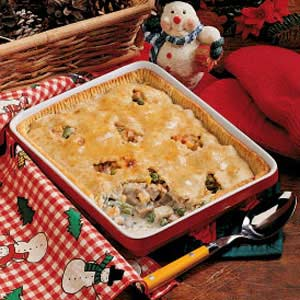 Turkey Potpie Recipe