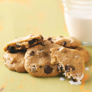 Lactose-Free Chocolate Chip Cookies Recipe