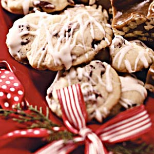 Cranberry-White Chocolate Cookies Recipe