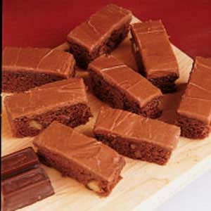 Swiss Chocolate Brownies Recipe