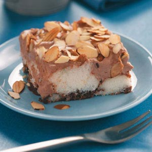 Chocolate Almond Dessert Recipe