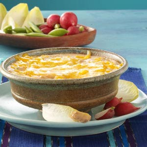 Three-Pepper Bean Dip Recipe