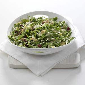 Artichoke Arugula Salad Recipe