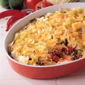 Cajun Cabbage Recipe