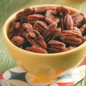 Five-Spice Pecans Recipe