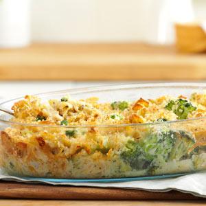 Broccoli Tuna Casserole Recipe