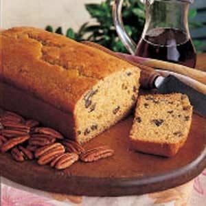 Maple-Pecan Corn Bread Recipe