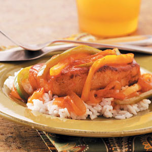 Pork Chops Creole Recipe