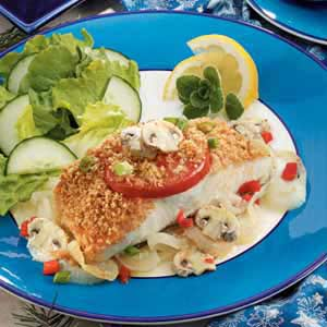 Spanish Fish Recipe