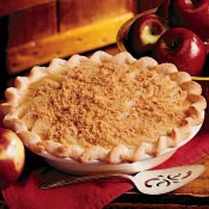 Icebox Apple Pie Recipe