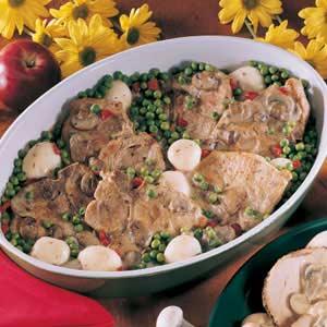 Pork Chop Potato Bake Recipe