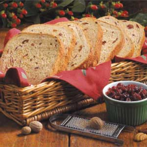 Harvest Fruit Bread Recipe