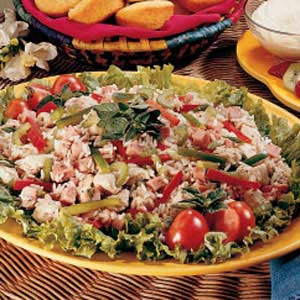 Summertime Main-Dish Salad Recipe