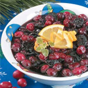 Teapot Cranberry Relish Recipe
