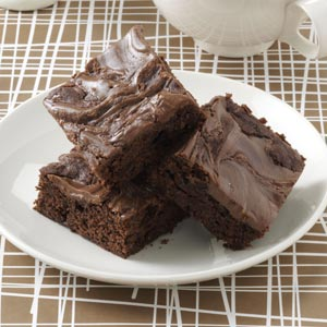 Peanut Butter-Hazelnut Brownies Recipe
